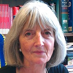 Celia Barlow headshot